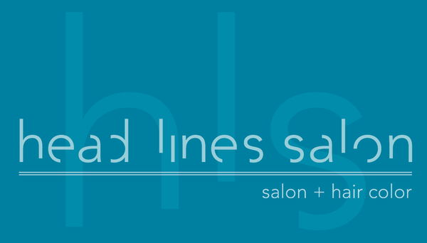 Head Lines Salon logo